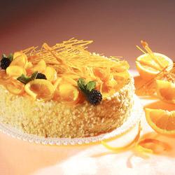 Торта Портокал